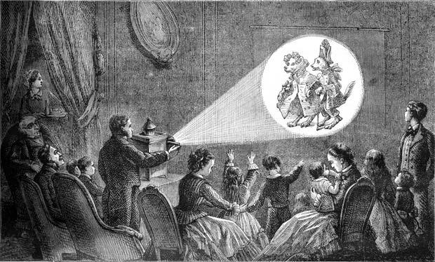 la linterna magica