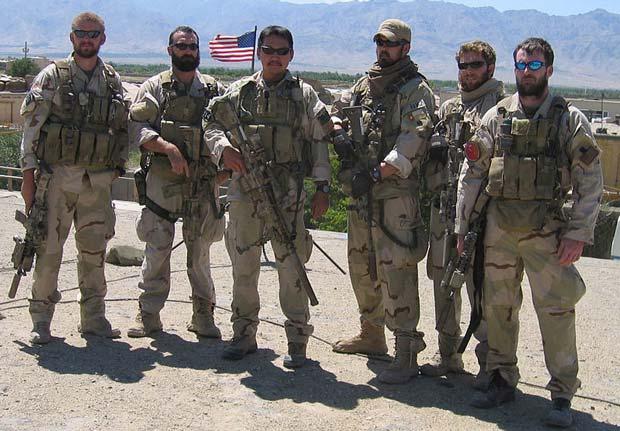 Navi SEAL Operacion Red Wings