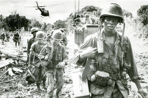da 5 bloods guerra de vietnam