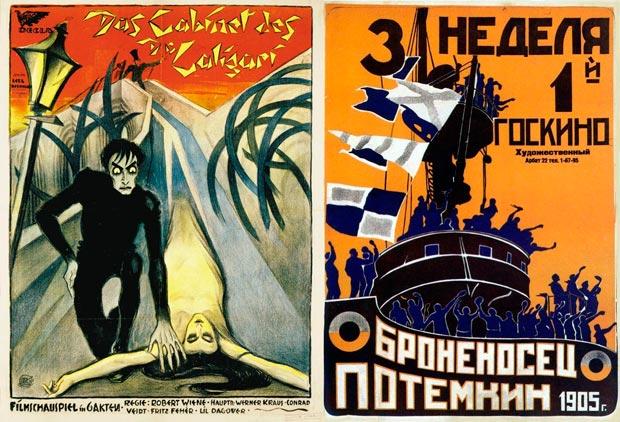 cartel Caligari Potemkin