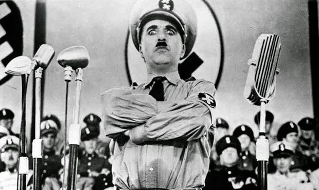 charles chaplin el gran dictador