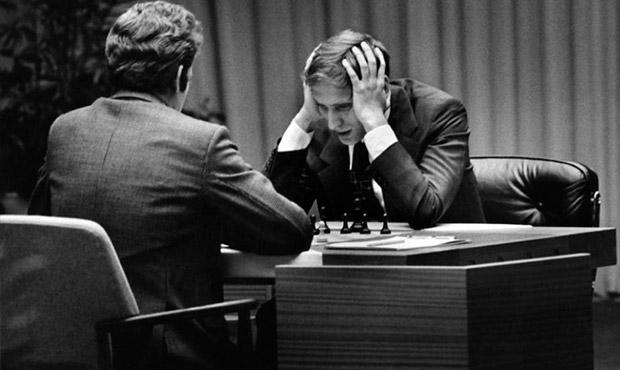 Fischer contra Spassky