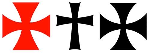 cruces templarias teutonicas
