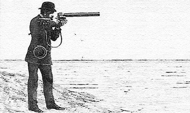 fusil fotografico etienne-jules marey