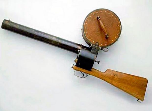 fusil fotográfico