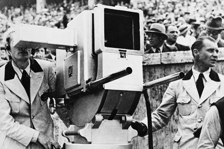 retrasmision olimpiadas berlin 1936