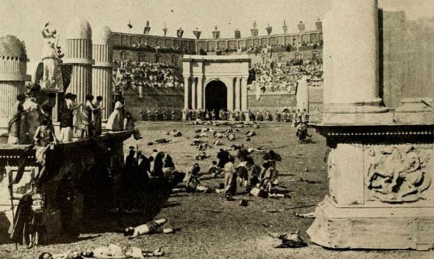 spartacus 1913
