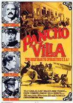 cartel El Desafio de Pancho Villa