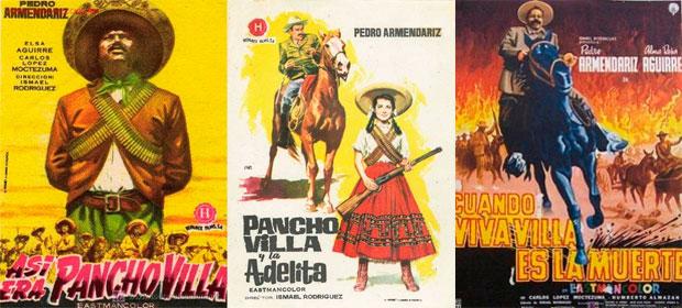 trilogia pancho villa pedro armendariz