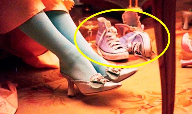 maria antonieta zapatillas