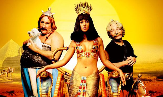 Astérix y Obélix Misión Cleopatra