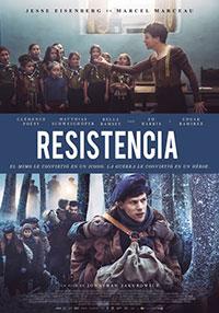 cartel resistencia 2020