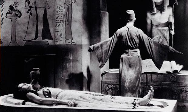 la momia 1932