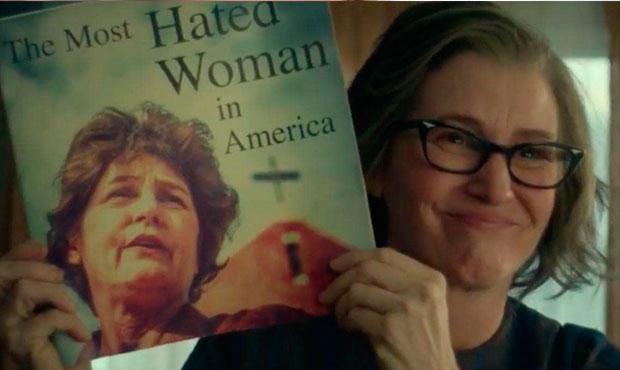 a mujer más odiada de América