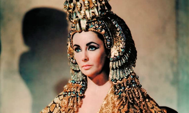 liz taylor cleopatra 1963