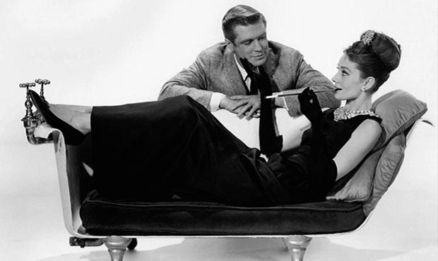 desayuno con diamantes Audrey Hepburn 1961