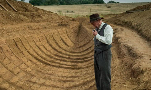 la excavacion de sutton hoo