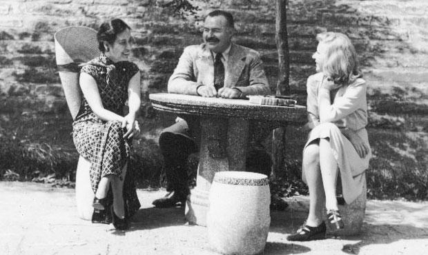 Hemingway Gellhorn Madame Chiang Kai Shek