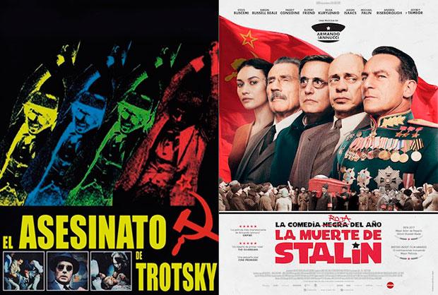El asesinato de Trotsky la muerte de stalin