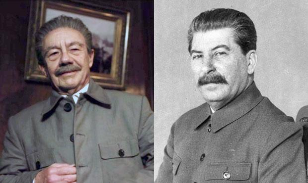 Iosif Stalin Adrian McLoughlin