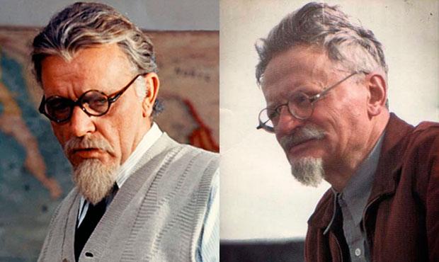 Richard Burton Leon Trotsky
