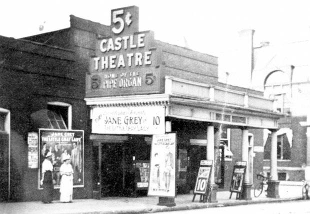 nickelodeon castle theatre bloomington