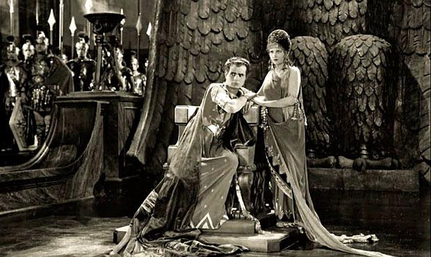 Rey de Reyes 1927 deMille