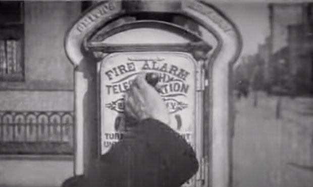 Life of an American Fireman 1903 Edwin S Porter