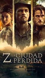 z la ciudad perdida