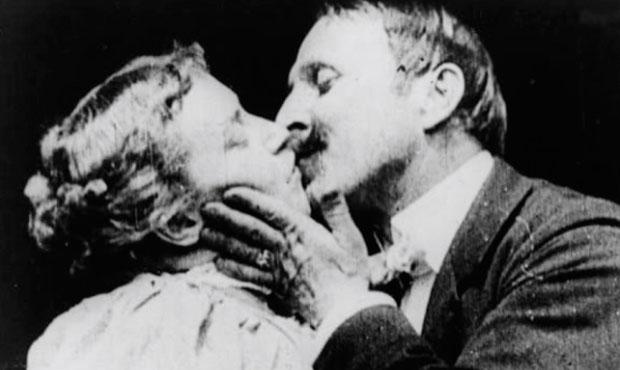 el beso edison 1896