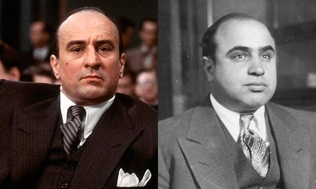 Robert De Niro Al Capone