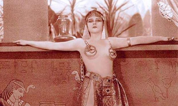 Theda Bara Cleopatra 1917