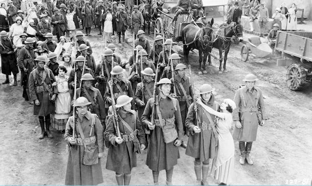 el gran desfile 1925