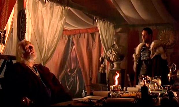 jazmin gladiator Russell Crowe