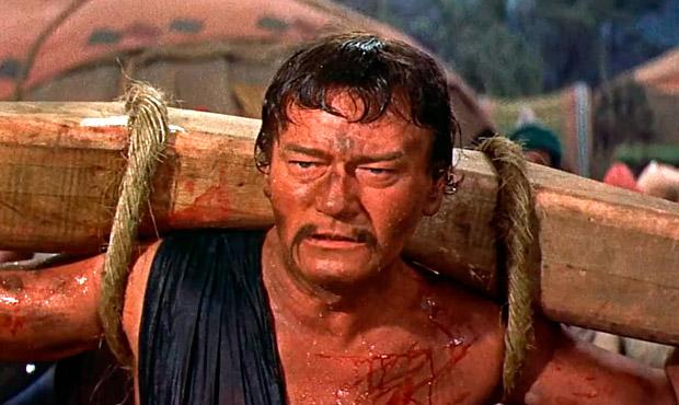 John Wayne El conquistador de Mongolia