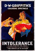cartel intolerancia Griffith 1916