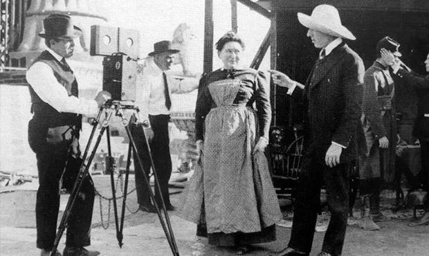 intolerancia Griffith 1916 rosaje