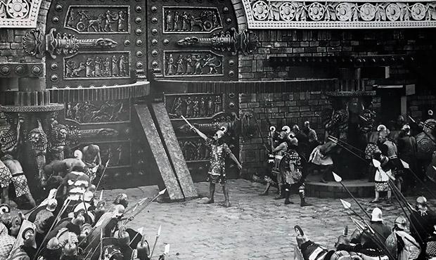 intolerancia Griffith 1916