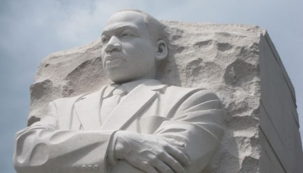Estatua del memorial a Martin Luther King