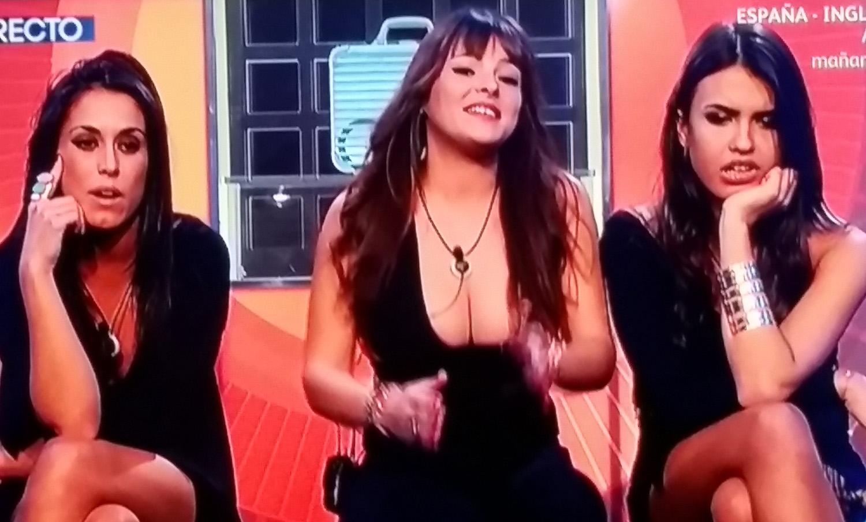 Raquel, Marta, Te, Tas y Sofía. (TELECINCO)