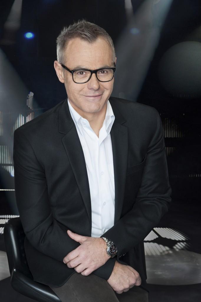 Jordi González, cuando aún era feliz (TELECINCO).