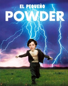El Pequeño Nicolás, en Powder, el niño electrocutáo. (TELECINCO)