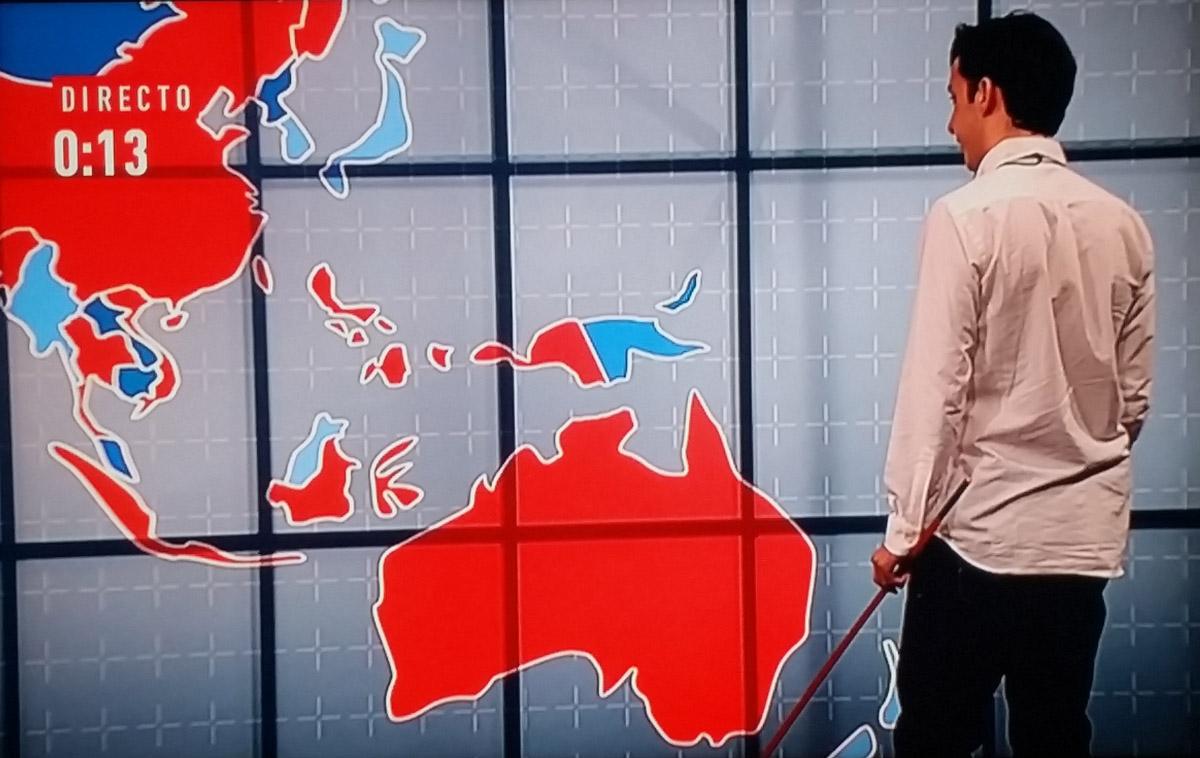 Australia, ¿estás ahí? (TELECINCO)