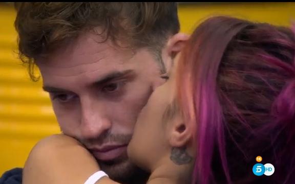 Rodrigo, la viva estampa de la pasión.