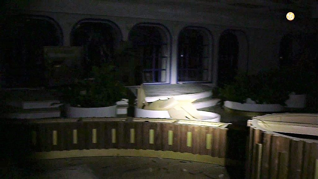 La casa de GH 18