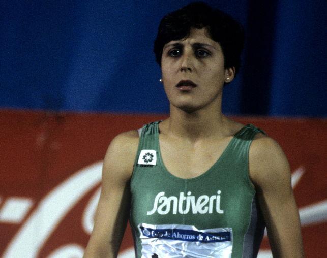 Martínez Patiño, en los 80 (EFE).