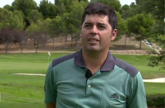 García Sanjuán, en la actualidad (YOUTUBE).