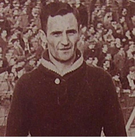 Gyula Alberty, con el Granada (YOUTUBE).