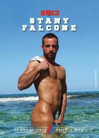 Portada del calendario de Stany Falcone (stany-falcone.com).