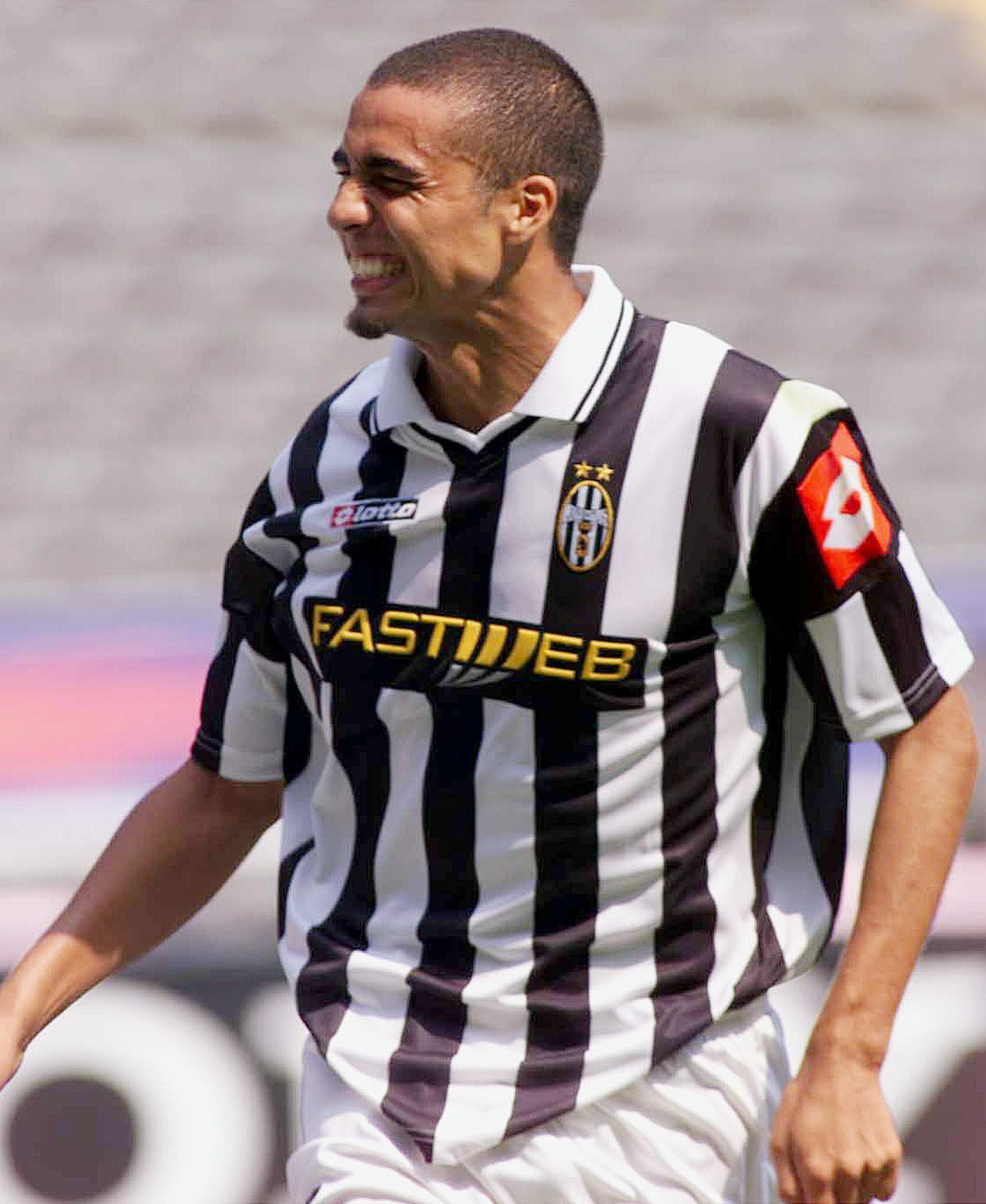 Trezeguet, con la camiseta de la Juve en 2001 (Archivo 20minutos)